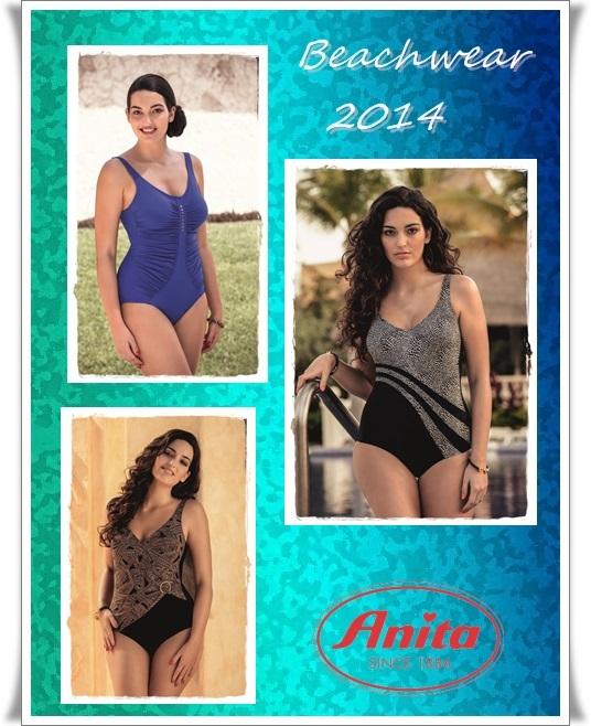 Stroje kąpielowe Anita - kolekcja 2014